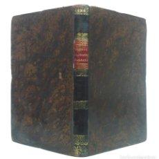 Libros antiguos: 1838 - NUEVA GRAMÁTICA ITALIANA ADAPTADA AL USO DE LOS ESPAÑOLES - BORDAS- IMPRENTA DE TOMÁS GORCHS. Lote 200158627