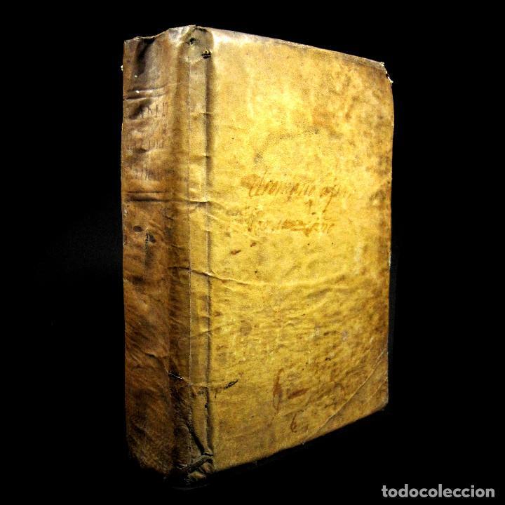 AÑO 1791 RARO MÉTODO COMPLETO PARA APRENDER LATÍN 3 LIBROS EN 1 VOLÚMEN CASTELLANO PERGAMINO (Libros Antiguos, Raros y Curiosos - Cursos de Idiomas)