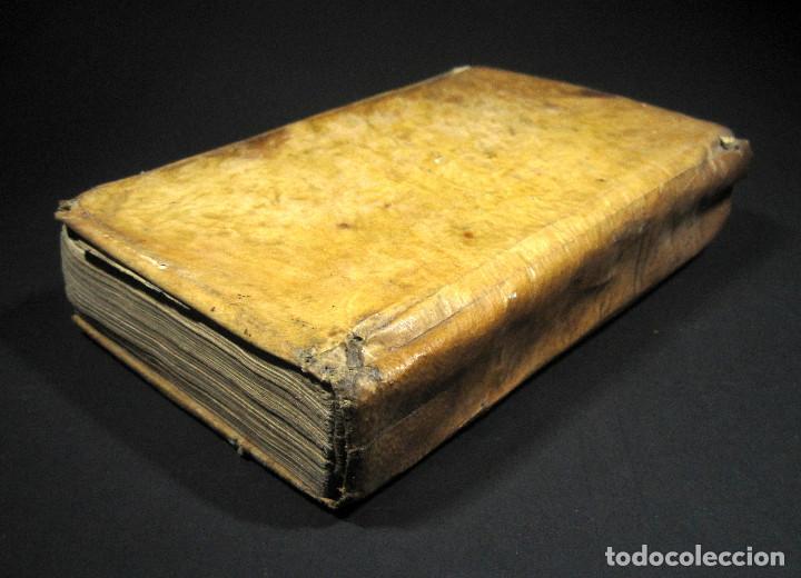 Libros antiguos: Año 1791 Raro Método completo para aprender latín 3 libros en 1 volúmen Castellano Pergamino - Foto 31 - 106908759