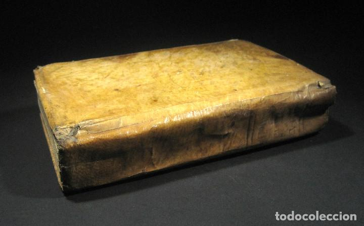 Libros antiguos: Año 1791 Raro Método completo para aprender latín 3 libros en 1 volúmen Castellano Pergamino - Foto 32 - 106908759