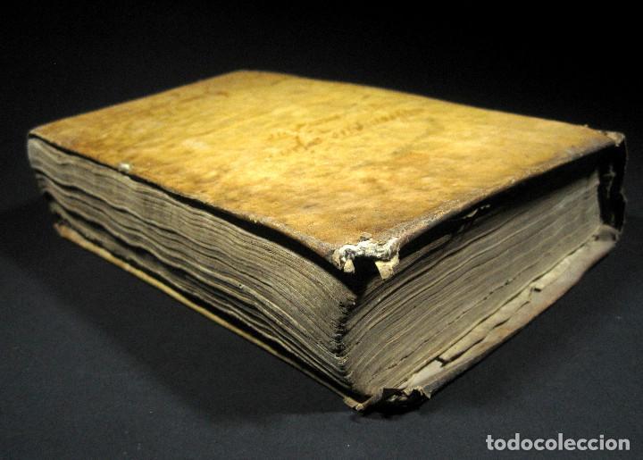 Libros antiguos: Año 1791 Raro Método completo para aprender latín 3 libros en 1 volúmen Castellano Pergamino - Foto 33 - 106908759