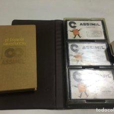 Libros antiguos: ASSIMIL, EL FRANCÉS SIN ESFUERZO (1957). Lote 203487121