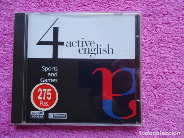 Libros antiguos: active english curso de inglés completo el pais 2000 aguilar libro + 14 cds - Foto 19 - 256007690