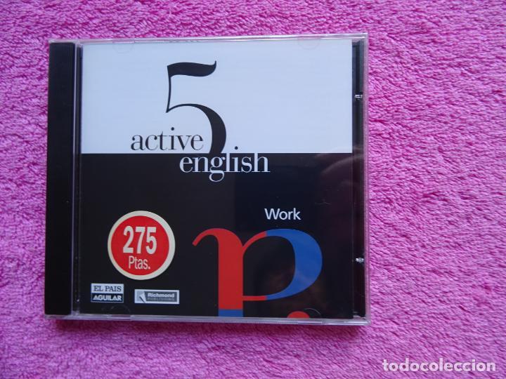 Libros antiguos: active english curso de inglés completo el pais 2000 aguilar libro + 14 cds - Foto 21 - 256007690