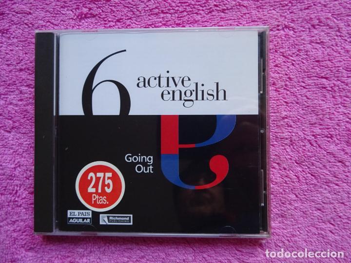 Libros antiguos: active english curso de inglés completo el pais 2000 aguilar libro + 14 cds - Foto 23 - 256007690