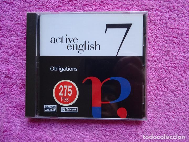 Libros antiguos: active english curso de inglés completo el pais 2000 aguilar libro + 14 cds - Foto 25 - 256007690
