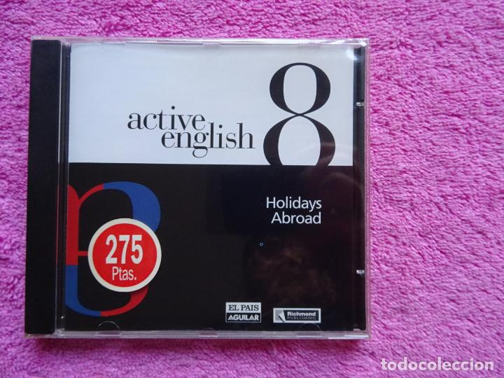 Libros antiguos: active english curso de inglés completo el pais 2000 aguilar libro + 14 cds - Foto 27 - 256007690