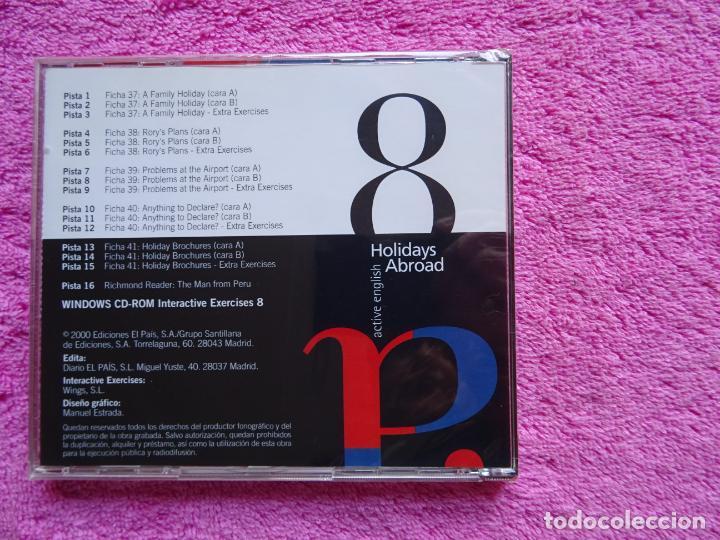 Libros antiguos: active english curso de inglés completo el pais 2000 aguilar libro + 14 cds - Foto 28 - 256007690
