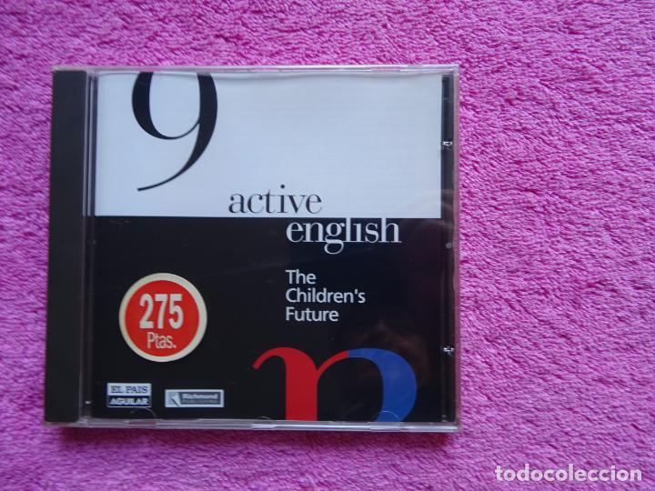 Libros antiguos: active english curso de inglés completo el pais 2000 aguilar libro + 14 cds - Foto 29 - 256007690