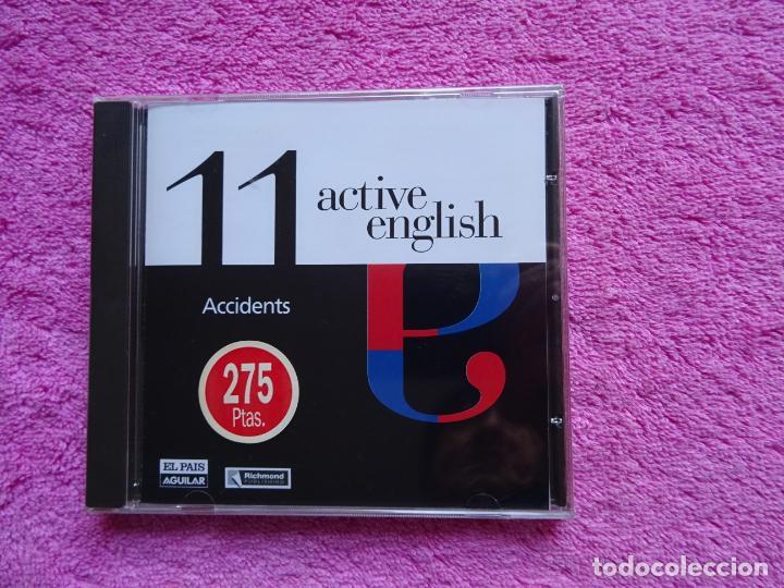 Libros antiguos: active english curso de inglés completo el pais 2000 aguilar libro + 14 cds - Foto 33 - 256007690