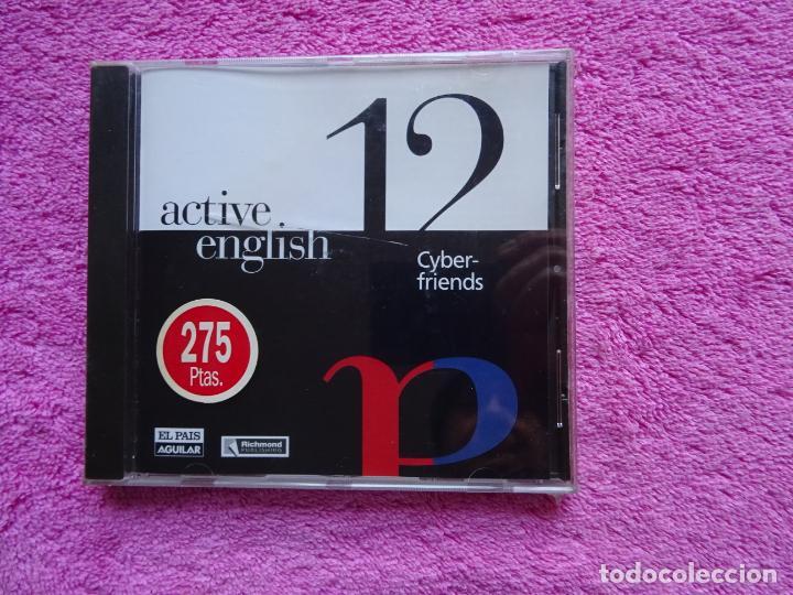 Libros antiguos: active english curso de inglés completo el pais 2000 aguilar libro + 14 cds - Foto 35 - 256007690