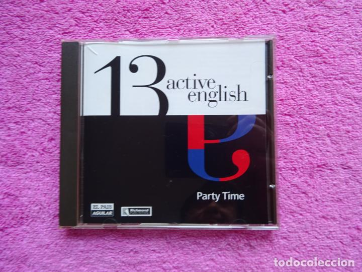 Libros antiguos: active english curso de inglés completo el pais 2000 aguilar libro + 14 cds - Foto 37 - 256007690