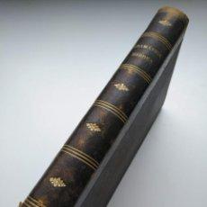 Libros antiguos: GRAMÁTICA HEBREA: MARIANO VISCASILLAS (1872) Y RAMON MANUEL GARRIGA (1866) - PRIMERA EDICIÓN. Lote 204257271