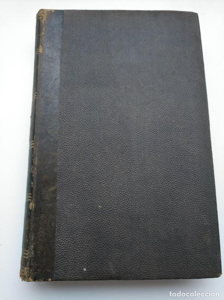 Libros antiguos: GRAMÁTICA HEBREA: MARIANO VISCASILLAS (1872) Y RAMON MANUEL GARRIGA (1866) - PRIMERA EDICIÓN - Foto 2 - 204257271