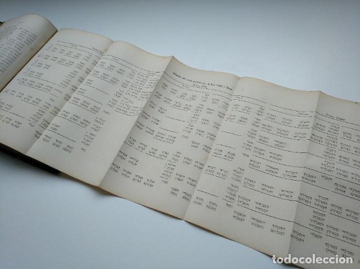 Libros antiguos: GRAMÁTICA HEBREA: MARIANO VISCASILLAS (1872) Y RAMON MANUEL GARRIGA (1866) - PRIMERA EDICIÓN - Foto 10 - 204257271