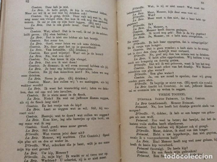 Libros antiguos: Clave para la gramática de la conversación holandesa, 1891. Por T. G. G. Valette. - Foto 5 - 204739833