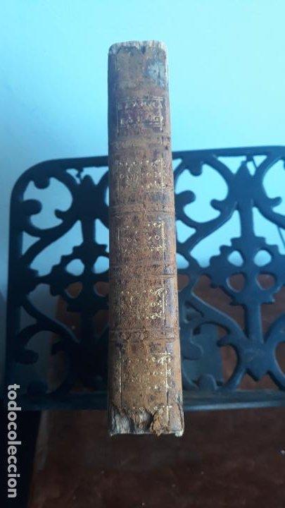 Libros antiguos: llave nueva y universal para aprender con brevedad y perfeccion la lengua francesa 1753 - Foto 2 - 204759616