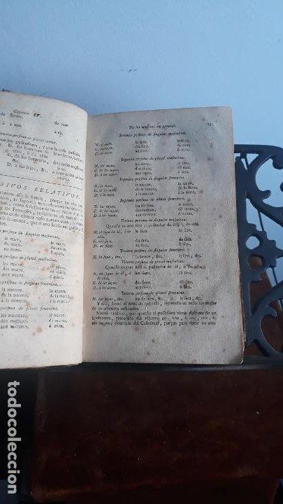 Libros antiguos: llave nueva y universal para aprender con brevedad y perfeccion la lengua francesa 1753 - Foto 5 - 204759616
