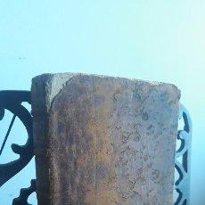 Libros antiguos: LLAVE NUEVA Y UNIVERSAL PARA APRENDER CON BREVEDAD Y PERFECCION LA LENGUA FRANCESA 1753. Lote 204759616