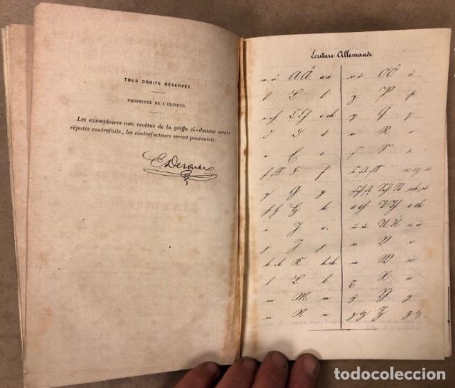 Libros antiguos: COURS DE LANGUE ALLEMNADE. PAR J. SAVOYE. LIBRAIRE POUR LES LANGUES ÉTRANGÉRES 1873. - Foto 3 - 209071991