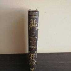 Libros antiguos: 1858 - GRAMÁTICA INGLESA CLAVE DE LOS TEMAS - EDUARDO BENOT - OLLENDORFF REFORMADO NUEVO MÉTODO. Lote 212299811
