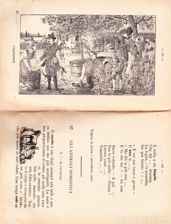 Libros antiguos: L ´ITALIEN, METHODE DIRECTE, PROGRAMMES DE 1902.BASTIA. 1911. - Foto 3 - 213068946