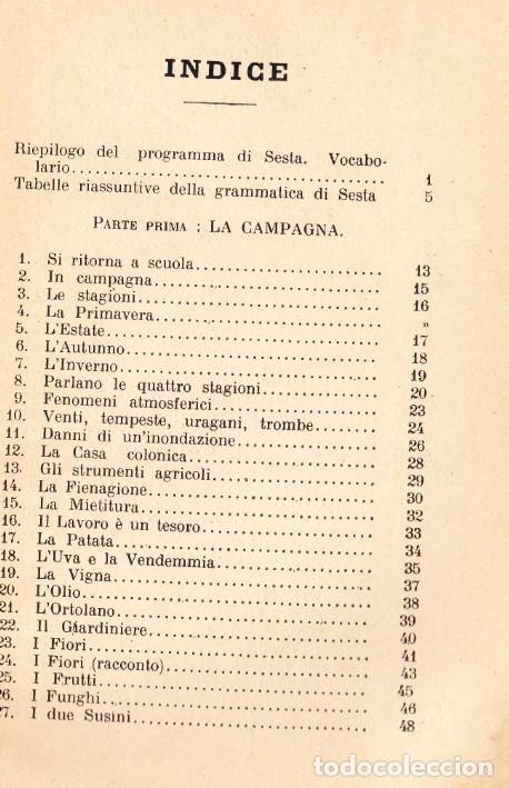 Libros antiguos: L ´ITALIEN, METHODE DIRECTE, PROGRAMMES DE 1902.BASTIA. 1911. - Foto 4 - 213068946