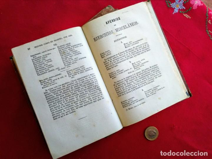 Libros antiguos: Libros antiguos Curso de francés - Foto 6 - 215726223
