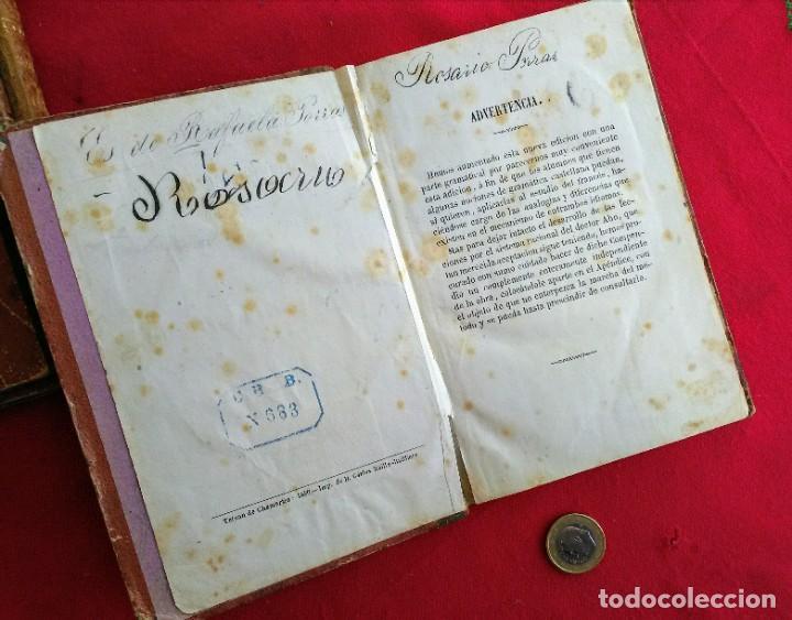 Libros antiguos: Libros antiguos Curso de francés - Foto 11 - 215726223