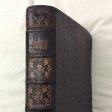 Libros antiguos: GRAMMATICA FRANCESA O ARTE PARA APRENDER EL FRANCÉS POR MEYO DE LA LENGUA PORTUGUESA, 1756, MUY RARO. Lote 216517410