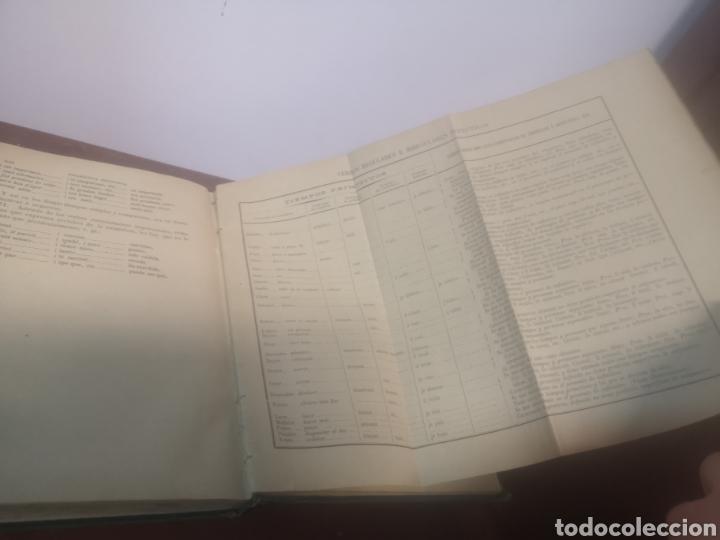 Libros antiguos: GRAMÁTICA FRANCESA. PRIMER CURSO. TARAZONA, G. MANUEL ALUFRE. VALENCIA, 1898. PRIMERA EDICIÓN - Foto 3 - 216796842