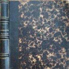 Libros antiguos: BORRAZ, M.J.A. NOUVELLE GRAMMAIRE DE LA LANGUE ESPAGNOLE. BORDEAUX, 1836.. Lote 216882986