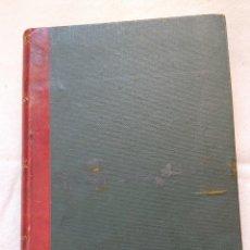 Libros antiguos: 1902 ANTIGUO LIBRO NOCIONES DE ALEMÁN CURSO ELEMENTAL Y PRÁCTICO. Lote 217444720
