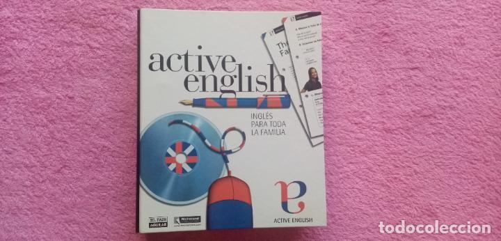 Libros antiguos: active english curso de inglés completo el pais 2000 aguilar libro + 14 cds - Foto 44 - 256007690