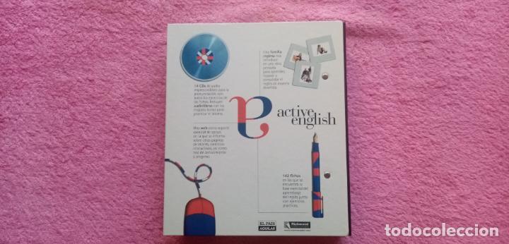 Libros antiguos: active english curso de inglés completo el pais 2000 aguilar libro + 14 cds - Foto 53 - 256007690