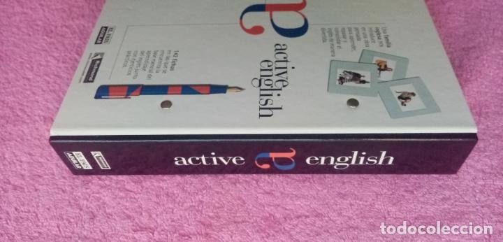 Libros antiguos: active english curso de inglés completo el pais 2000 aguilar libro + 14 cds - Foto 54 - 256007690