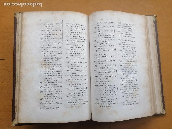 Libros antiguos: Manual práctico de la lengua hebrea por Ramón Manuel Garriga. Narciso Ramírez 1867 - Foto 6 - 222684676