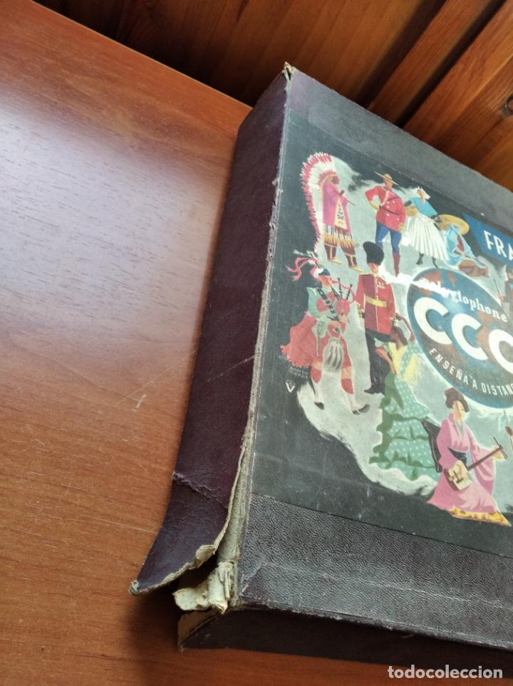 Libros antiguos: CCC - FRANCES I - CURSO DE IDIOMAS, CON FASCICULOS Y VINILOS. - Foto 2 - 224423965