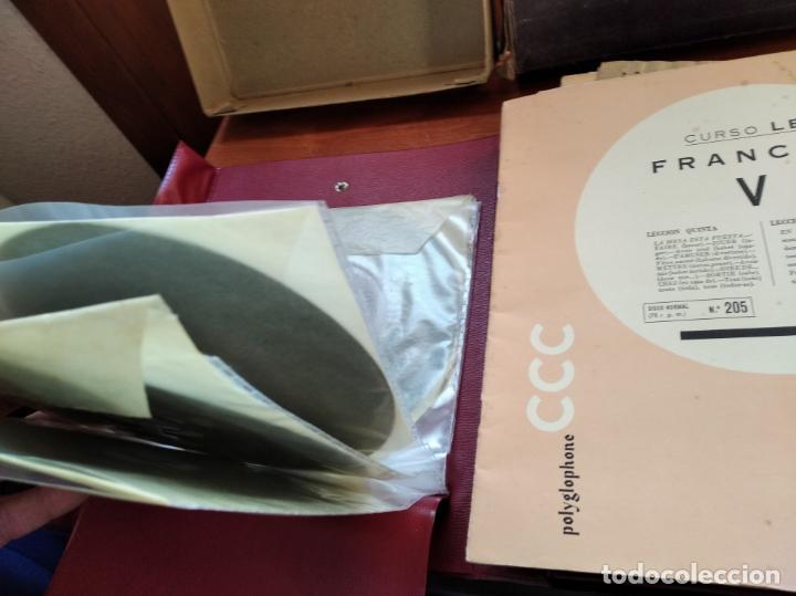 Libros antiguos: CCC - FRANCES I - CURSO DE IDIOMAS, CON FASCICULOS Y VINILOS. - Foto 4 - 224423965