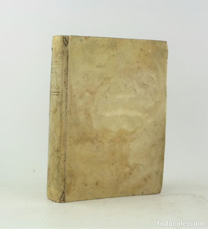 Libros antiguos: Arte poética española, Juan Diaz Rengifo, Imp. Maria Angela Martí viuda, Barcelona. 21x16cm - Foto 2 - 224977120