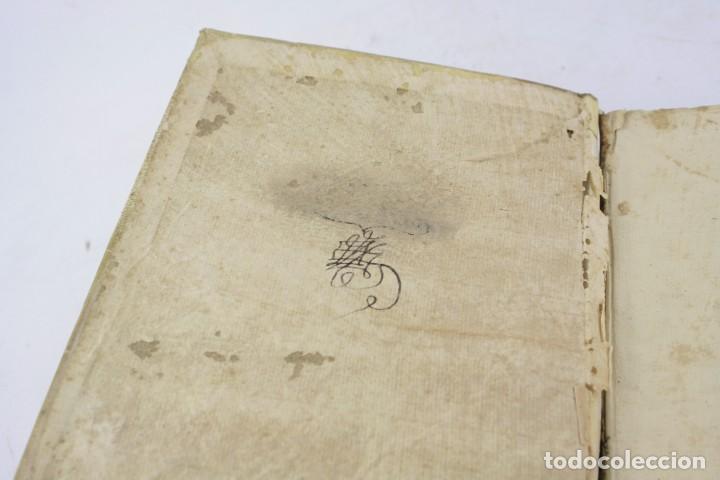 Libros antiguos: Arte poética española, Juan Diaz Rengifo, Imp. Maria Angela Martí viuda, Barcelona. 21x16cm - Foto 4 - 224977120