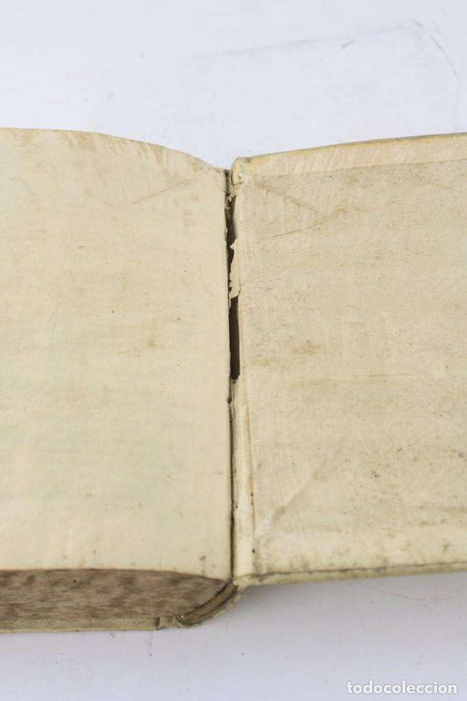 Libros antiguos: Arte poética española, Juan Diaz Rengifo, Imp. Maria Angela Martí viuda, Barcelona. 21x16cm - Foto 13 - 224977120