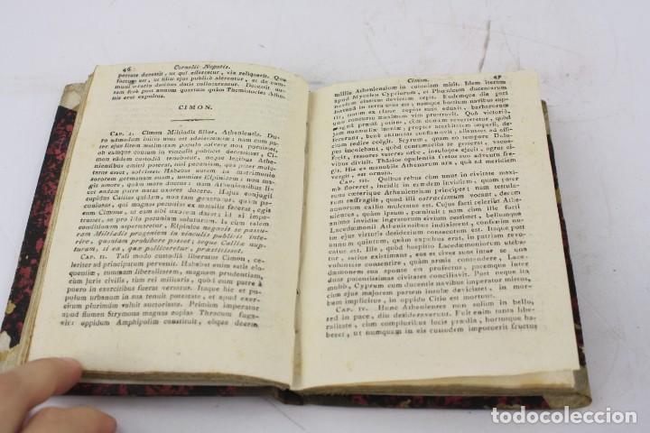 Libros antiguos: Selecta ex classicis latinitatis, tomus primus, Ignatii Abadal, Minorisae. 17,7x11,2cm - Foto 3 - 224978500