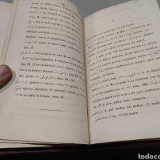 Libros antiguos: ANTIGUO VOCABULARIO ARABE / CASTELLANO. Lote 233150665