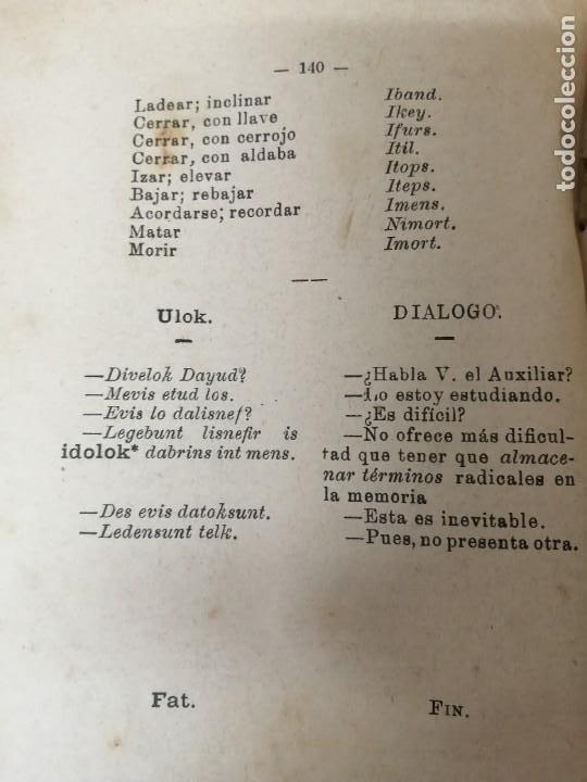 Libros antiguos: METODO PARA APRENDER EL DEY DAYUD IDIOMA IDEADO POR ANTONIO JULIA 1898 - Foto 8 - 234446730