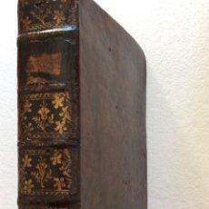 Libros antiguos: GRAMMATICA FRANCESA O ARTE PARA APRENDER EL FRANCÉS POR MEYO DE LA LENGUA PORTUGUESA, 1756, MUY RARO. Lote 234533130