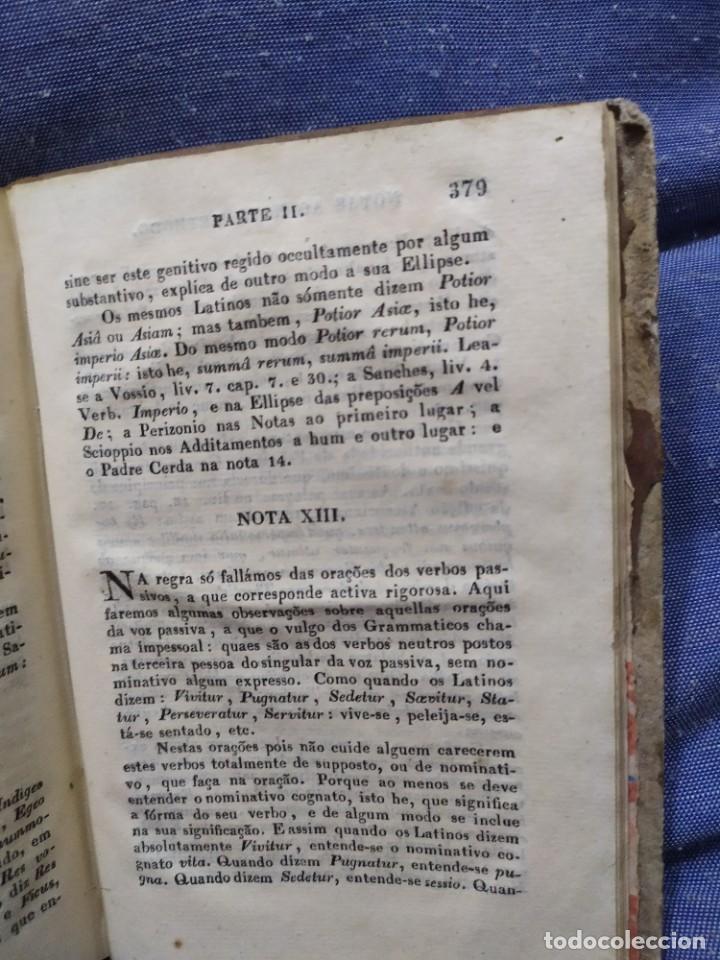 Libros antiguos: 1844. Novo methodo da grammatica latina. Antonio Pereira. - Foto 18 - 235603615