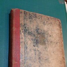 Libros antiguos: 1909 LERIDA IMPRENTA PAGES GRAMÁTICA FRANCESA JISE PORQYERAS Y CARRERAS INSTITUTO LÉRIDA 1909. Lote 236731105