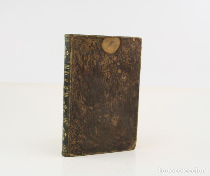Libros antiguos: Novísimo chantreau o gramática francesa, 1867, Bergnes de las Casas, Barcelona. 21,5x15cm - Foto 3 - 243790600