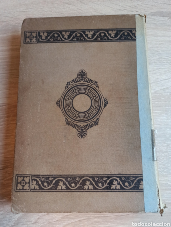 Libros antiguos: Academia Española Gramática de la Lengua Castellana Nueva Edición 1900 - Foto 2 - 244722780